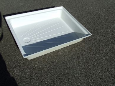 Fibreglass Shower Trays