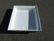 "03.Fibreglass shower tray 24"" x 36"""