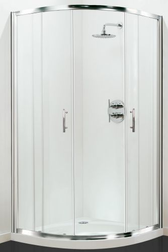 Petite Style Plus 1700mm x 900mm Quadrant Shower Door