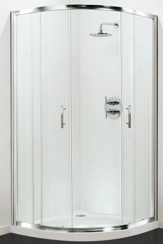 14.Petite Style Plus 1700mm x 900mm Quadrant Shower Door