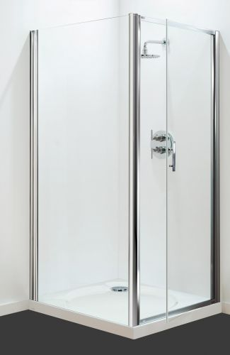 1600MM HIGH SHOWER DOORS