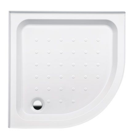 01.Coratech 800mm Quadrant Shower Tray